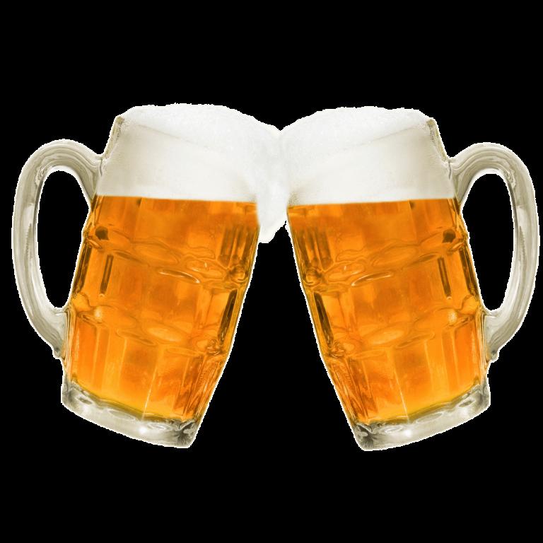 כוסות של בירה