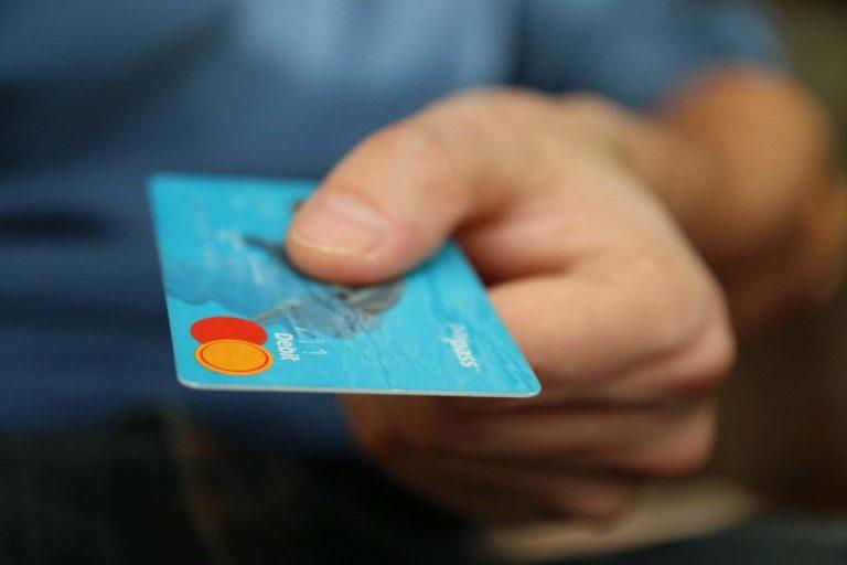 חסימת כרטיס אשראי
